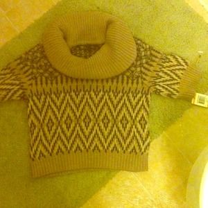 Turtleneck sweater size small