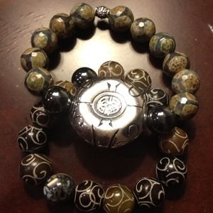 Handmade custom made bracelets