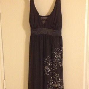 Dresses & Skirts - Black flowy dress