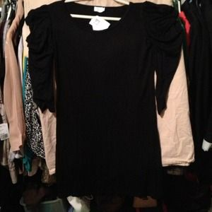 Black dress size medium
