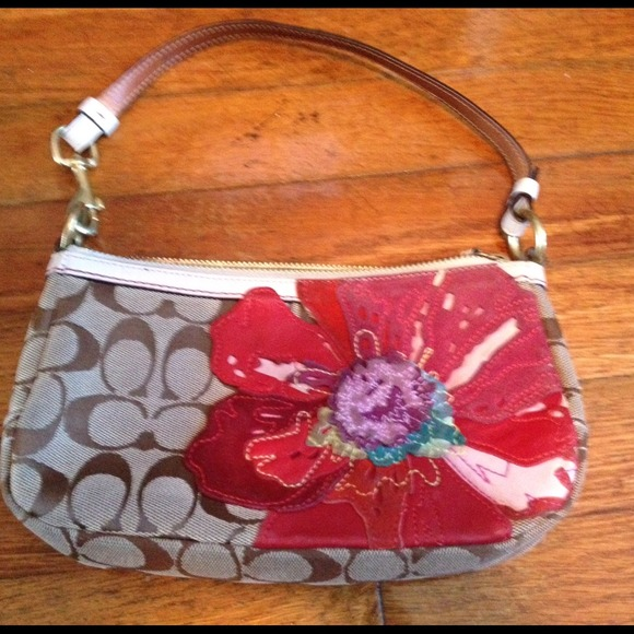 Coach bags poppy flower purse poshmark coach poppy flower purse mightylinksfo
