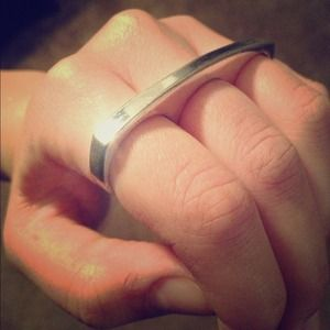 Three Finger Bar Ring
