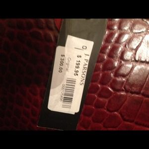 389e58743d auslini Bags - Red crocodile luxury leather Auslini handbag.