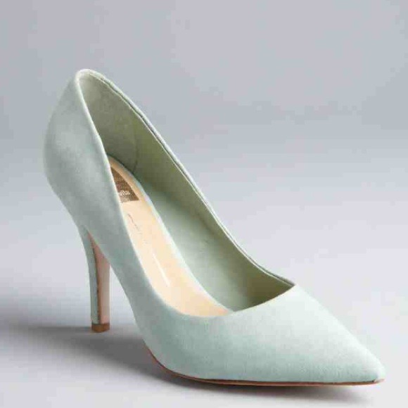 Dolce Vita Shoes - RESERVED** Dolce Vita Mint Pointed Toe Pump