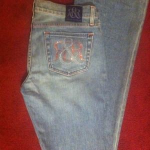 Womens rock & republic jeans