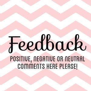 Other - Feedback Page
