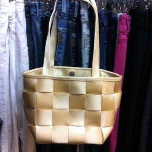 Handbags - Unique bag made of seatbelts!