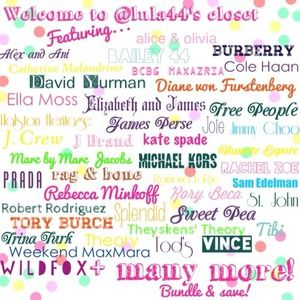💜Welcome to my closet!💜