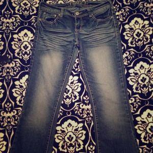 Rue 21 Jeans✌
