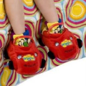 Shoes - The wiggles slippers