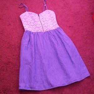 RESERVED! Beautiful Summer Dress!