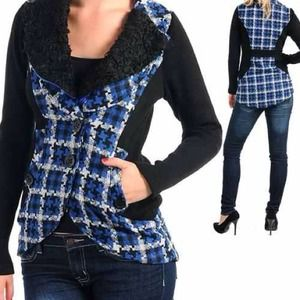 Jackets & Blazers - New Blue Jacket