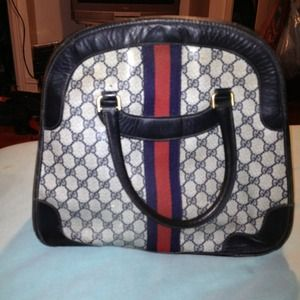 HOST PICK AUTHENTIC vintage GUCCI handbag!!!