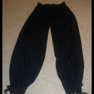 Pants - TRADE@Baabynegrete NICE BLACK PANTS