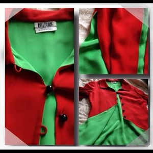 CLOSING SALE Vintage Bill Blass Runway Jacket S/M