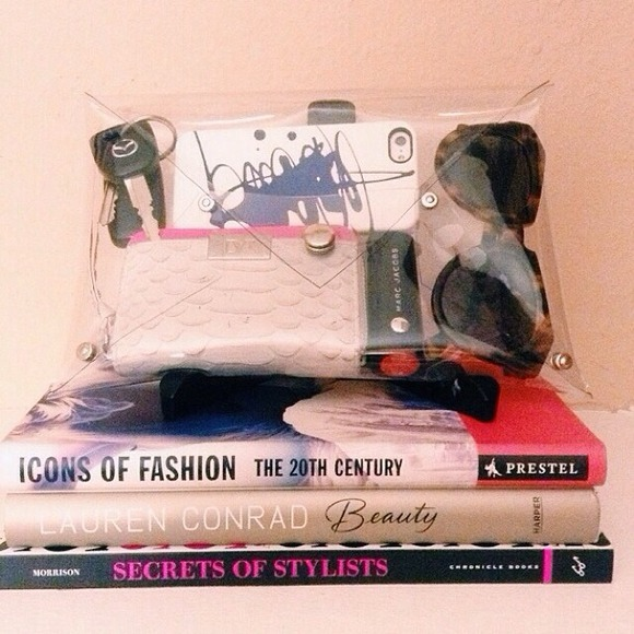 triplyksis Clutches & Wallets - Handmade Clear Clutches Information