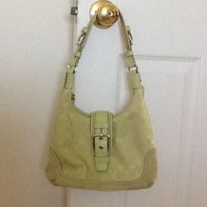 Coach shoulder bags