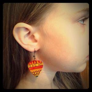 Image result for hipster earrings