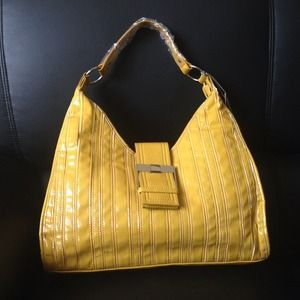 Reduced-Yellow/Mustard Handbag