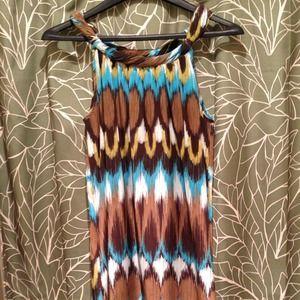BanAna Republic Silk Dress Size XS