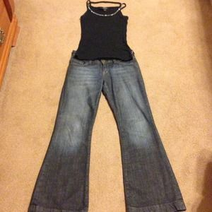 ❌ON HOLD❌X2 Express w10 Full Length Trouser Denim.