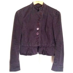 Marc by Marc Jacobs Jackets & Blazers - 🎉HP! 🎉  Marc Jacobs military peplum jacket