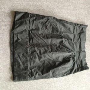 BCBG Black Skirt