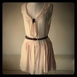 (61)... FREEPEOPLE  short vintage dress !