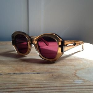 Karen Walker Patsy Sunglasses - Brand New