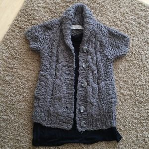 REDUCED Knit sweater by Zara.