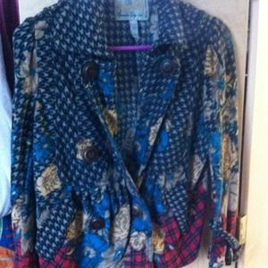 light American Rag floral jacket