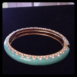 Stella and Dot Pave bracelet.