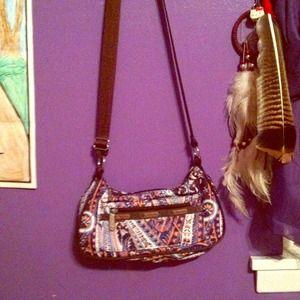 Side purse