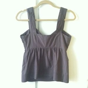 Anthropologie Tops - Gray Anthropologie sleeveless top