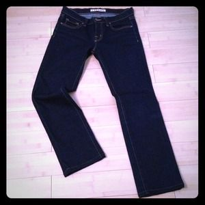 JBrand dark denim jeans