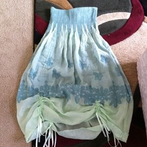 Cute dress/skirt. One size.
