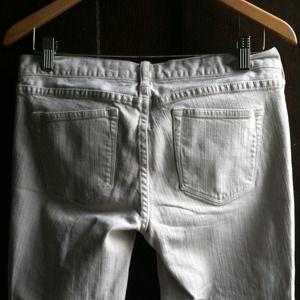 J. Crew Jeans - J Crew capri jeans
