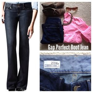 GAP Denim - New Gap Perfect Boot Jean