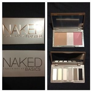 💢RESERVED💢URBAN DECAY NAKED palettes