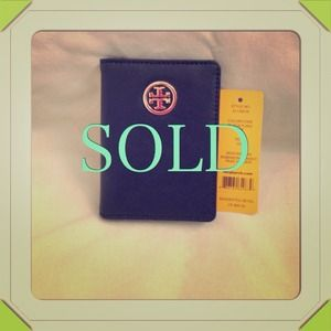 💖💖💞💘SOLD!!! 💖💖Tory Burch Card Case 💕💕💕