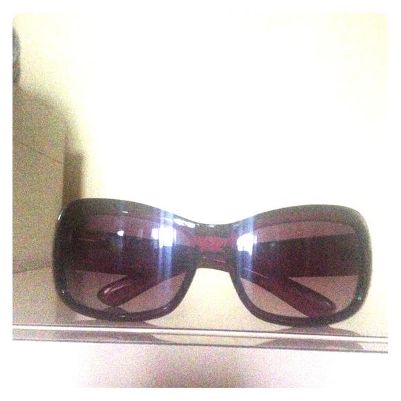 panama jack sunglasses  O\u0027Neill - Purple panama jack sunglasses from Christina\u0027s closet on ...