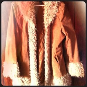 Outerwear - Vintage Hippie Coat...