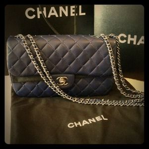 CHANEL Handbags - CHANEL - FREE SHIPPING & AUTHENTICATION BY POSH
