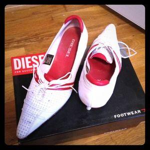 Diesel Sneaker Heels