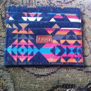 Accessories - Obey wallet