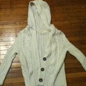 75% off Old Navy Sweaters - Yellow Old Navy Cashmere Sweater from ...