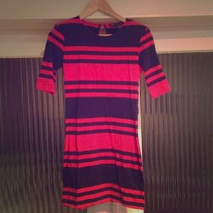 French Connection Nautical t-shirt dress