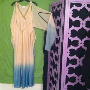 Greek goddess type dress