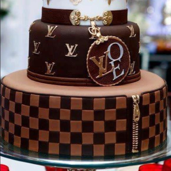Louis Vuitton Bags Louie Vuitton Cake Yumm Poshmark