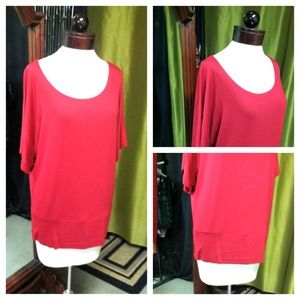 Tops - SOLD. ✨NEW✨ B&B Lady in Red Top